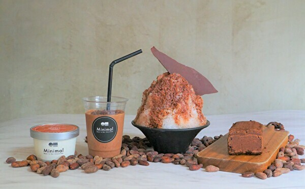 初のチョコレートかき氷も登場♡夏にうれしい「ミニマル」のひんやり新作チョコスイーツをチェック♩