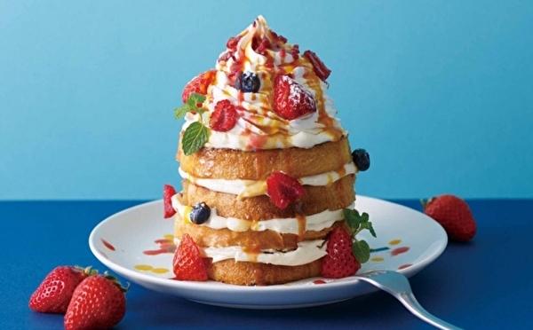 新開発のブリオッシュフレンチトーストもお目見え♡アイボリッシュ6周年記念&夏の新作はパンマニア必食!