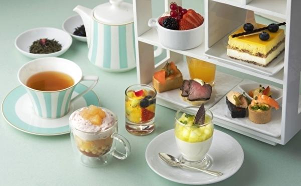 1日10食限定のご褒美セット♩東京ステーションホテル、夏のアフタヌーンティーが待ちきれない♡