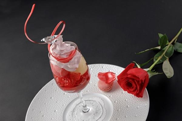 咲き誇る「バラ」がテーマのご褒美メニュー♡ザ・プリンスギャラリー東京紀尾井町の季節限定メニューがステキ♩