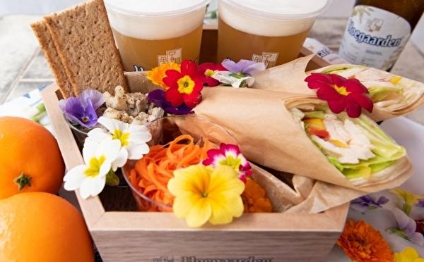 ベルギービール「ヒューガルデン」と楽しむ都会のピクニック♩南青山でおしゃピクイベントが2日間限定で開催!