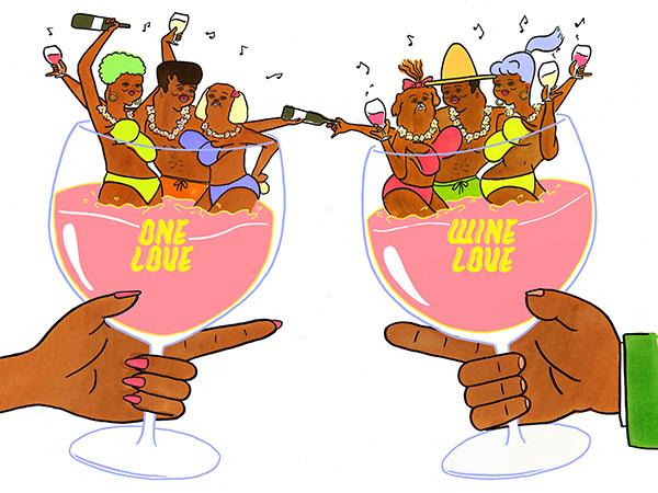 青山・国連大学中庭で180種類のワインを飲み比べ♩5月最後の週末は「One Love, Wine Love 05」へ