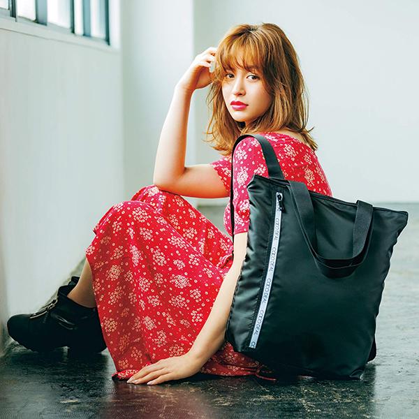 【7月の雑誌付録】夏は荷物が多くなりがち。そんな1日をさらっと乗り切るための大容量バッグが続々登場!