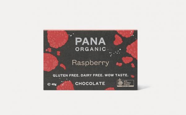 甘酸っぱいラズベリー×42%カカオのマリアージュ♡メルボルン発「パナオーガニック」に新作チョコがお目見え♩