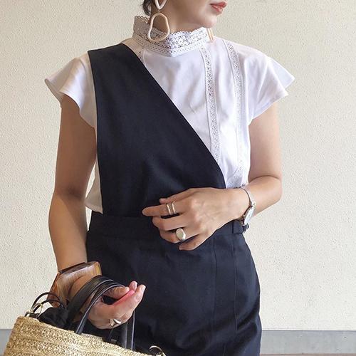 これ1枚でおしゃれさん認定♡GUの「サス付きナローミディスカート」でつくるトレンドコーデ集