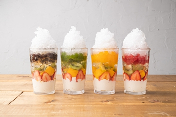 かき氷×タピオカ×パンナコッタが一度に味わえちゃう♡池袋PARCOに登場した欲ばりスイーツ「フルーツタピ氷」をチェック♩
