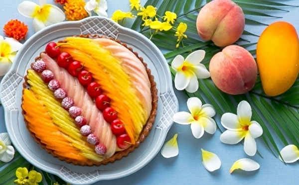 夏の三大フルーツ、ピーチ×マンゴー×メロンの競演!ご褒美ランチで行きたいニューオータニ大阪の夏ブッフェ♡