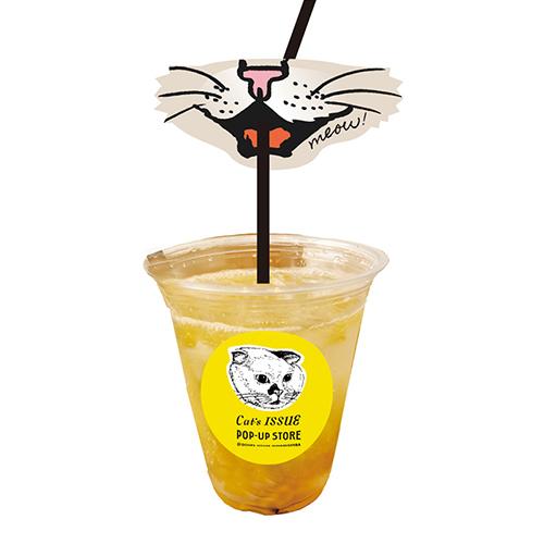 ネコ好きさん必見なカフェメニューも登場♡Cat's ISSUEのPOP-UP STOREが大阪のDOORS HOUSEにオープン