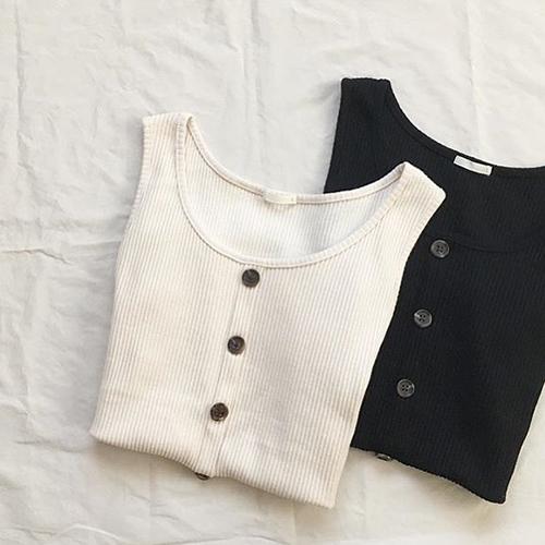 GUの990円アイテムが優秀すぎる♡定番Tシャツから変形Tシャツ、タンクトップまで、一気見せしちゃいます♩