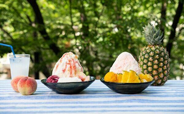 カルピスとコラボした贅沢かき氷もお目見え♡台湾発「アイスモンスター」の夏限定メニューが7月スタート!