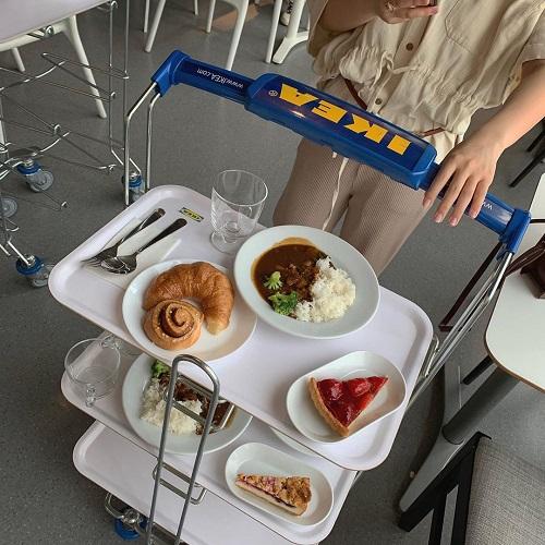インテリアよりフード目当て!?知る人ぞ知る【IKEA】のレストランのお食事メニューがかわいいと話題なんです♡
