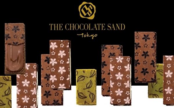 チョコを味わう新東京みやげが誕生♩おしゃれでかわいいチョコレートサンド専門店が東京駅にOPEN♡