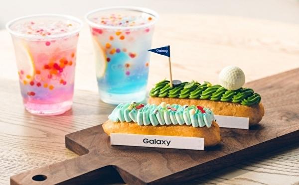 かわいすぎるエクレア&ドリンクが楽しめちゃう♡原宿「Galaxy Cafe」に夏季限定スペシャルメニューが仲間入り♩