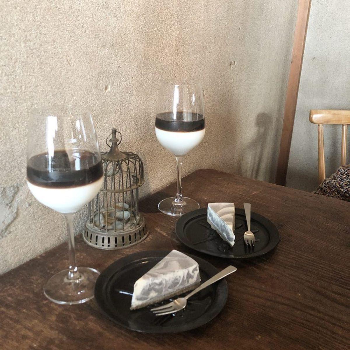 ワイングラスでオレグラッセを飲みたい!優雅で大人なカフェタイムを過ごせるカフェ7選♡