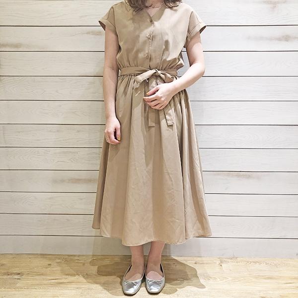 """【 #今週のGU新作】結局、真夏はワンピやスカートが楽。女の子らしさを演出する""""揺れ""""アイテムをピックアップ!"""