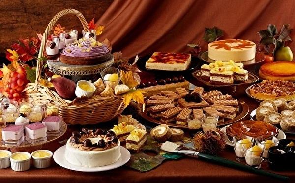 ほくほくの栗&お芋スイーツが大集合!サンシャインシティプリンス、秋の味覚を堪能するブッフェが9月と11月に開催♩