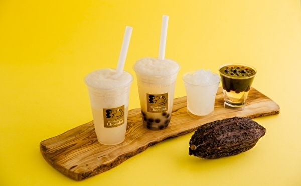 希少なカカオ果肉×ソーダの激レアドリンク♡デカダンス ドュ ショコラの夏限定「カカオパルプソーダ」が飲んでみたい!