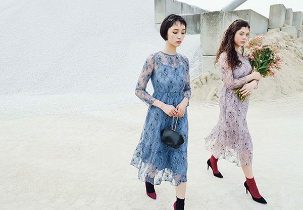 ここぞという日のために。見てるだけで幸せな気分になれるドレスは「kaene」でgetするのが正解♡