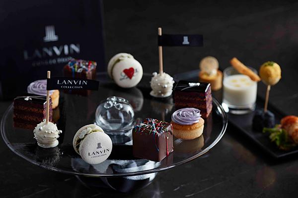 優美なブランドの世界観を表現♡フォーシーズンズホテル京都×ランバン コレクションのコラボアフタヌーンティーが素敵