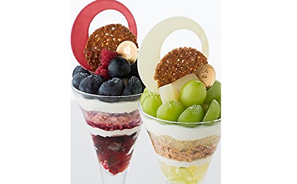 秋のはじまりに「葡萄パフェ」がデビュー♡銀座・和光アネックスのパフェは特別な日に食べたい贅沢ラインナップ!