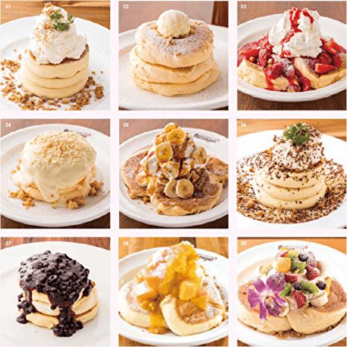 店舗限定タピオカドリンクは見逃せない!ハワイアンパンケーキ「メレンゲ」たまプラーザ店がOPEN♩