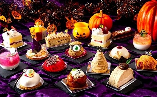 コワカワ×秋の味覚を堪能♩ホテル日航大阪のハロウィンは席でゆっくり楽しめるオーダーブッフェスタイル♡