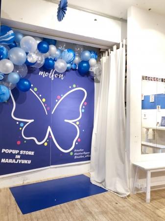 鮮やかカラーのメニューにうっとり♡日本初バタフライピー専門店「モルフォン」が原宿にポップアップショップをOPEN