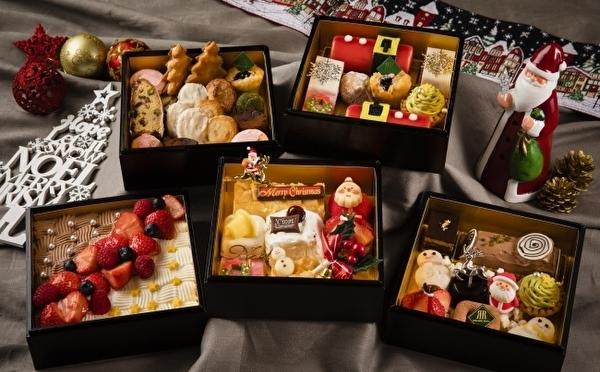 豪華五段重アソートからランプになるケーキまで♩リーガロイヤルホテル京都のクリスマスケーキはオシャレな個性派ぞろい♡