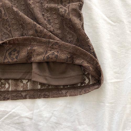 しまむらのレースブラウスは1人1枚マストハブ♡ #しまパト で見つけたおすすめアイテム2つをピックアップ