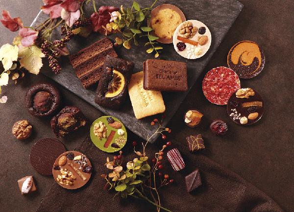 秋のご褒美スイーツはコレ♡「ベルアメール」からショコラの世界を堪能できる秋冬コレクションが登場