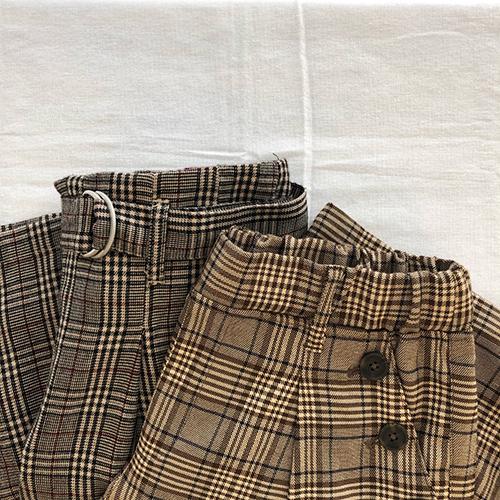 """しまむらの""""チェック柄パンツ""""で秋コーデを格上げ♡ #しまパト で見つけたおすすめアイテムをピックアップ"""