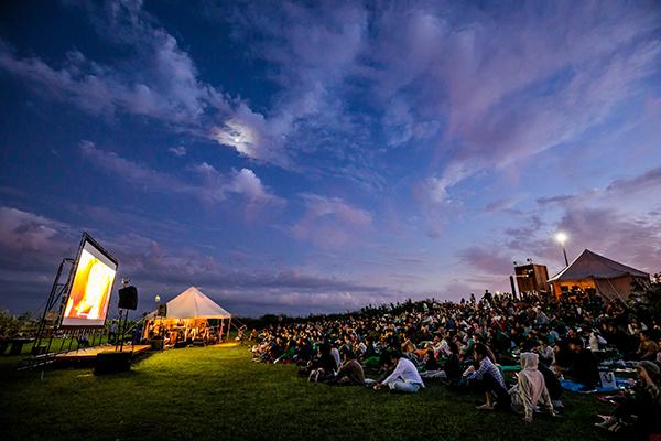 野外映画館が三浦半島最南端の城ヶ島にやってくる!「星降る町の映画祭2019 & 三浦Cocoon」が10月開催