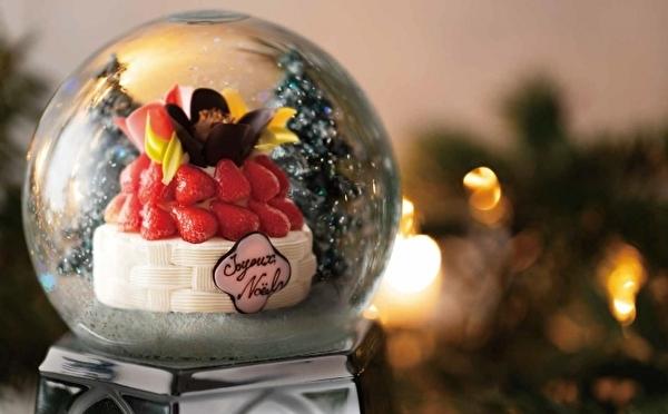 TOKYOチューリップローズのケーキもお目見え♡西武池袋本店でしかゲットできないクリスマスケーキをチェック!