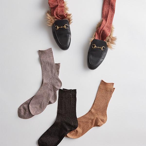 秋ファッションは足元から♡おしゃれ見え間違いなしの靴下ブランド5選