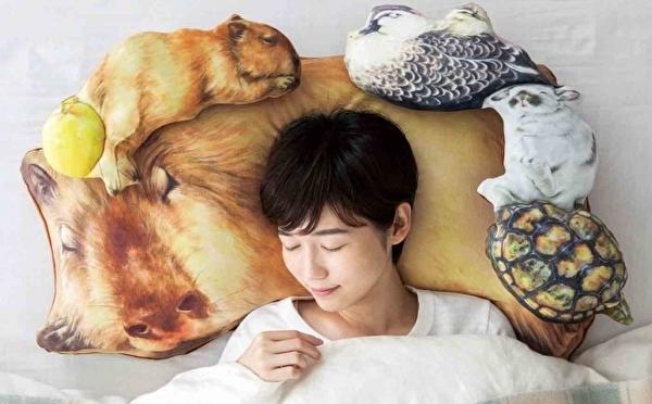 カピバラ&動物たちが枕元に大集合♡ほっこり癒しのおやすみタイムが過ごせちゃう枕カバーがフェリシモに登場♩