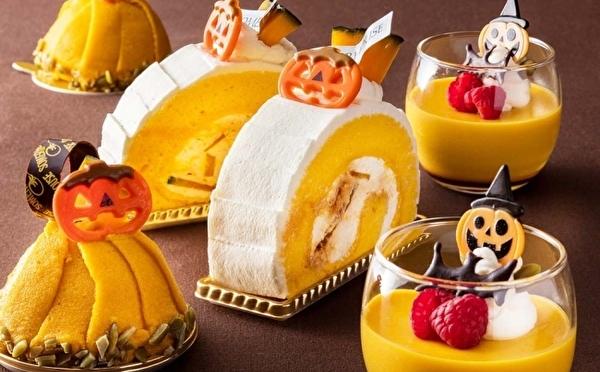 限定アフタヌーンティー&かぼちゃスイーツが勢ぞろい♩横浜ベイホテル東急の「ハロウィンフェア」をチェック!
