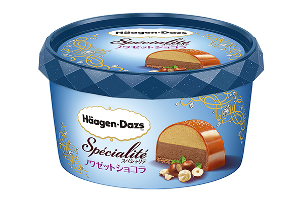 この冬だけの特別な味わい♡ハーゲンダッツ スペシャリテ「ノワゼットショコラ」全国のコンビニ限定で新発売