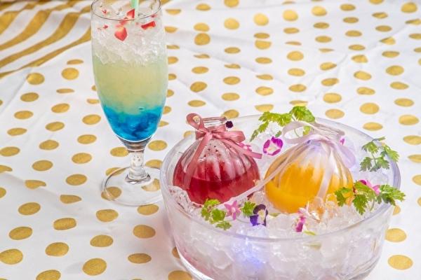 フルコースもデザートも映えづくし♩アリスレストラン都内3店舗でオトナ女子におすすめの「ハロウィンパーティ」が開催♡
