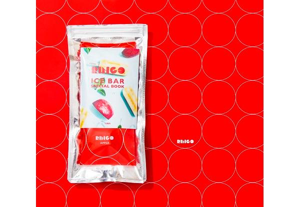 """RINGO""のアイスバーが本の付録に⁉銀座ロフトで開催中のTHE POPUP SHOP by TAKARAJIMASHAで発売"