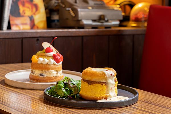「コエ ドーナツ京都」と「喫茶マドラグ」が夢のコラボ!レトロかわいいメニューにわくわくが止まりません♡