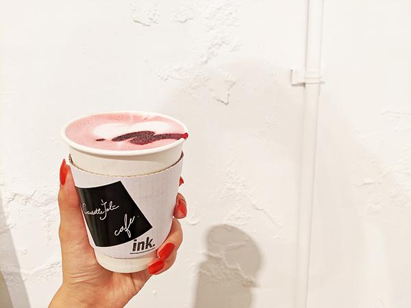 代官山のカフェ「ink. by CANVAS TOKYO」×ネイルブランド「コゼットジョリ」。2日間限定のコラボ企画に注目