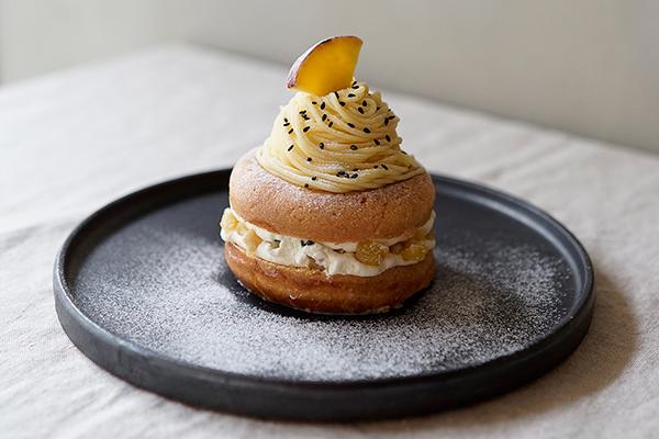 ほっこり優しい味わいのケーキみたいなドーナツ。「コエ ドーナツ京都」のモンブランシリーズがおいしそう…♡