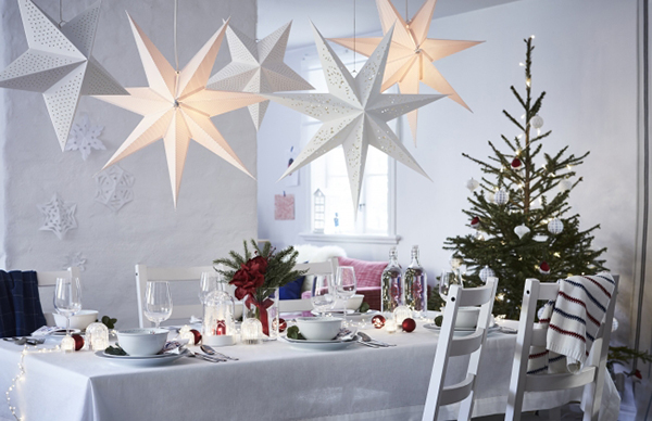 今年のクリスマスアイテムはIKEAで揃えてみない?プリプラ価格のクリスマスコレクションが10月から販売開始♡