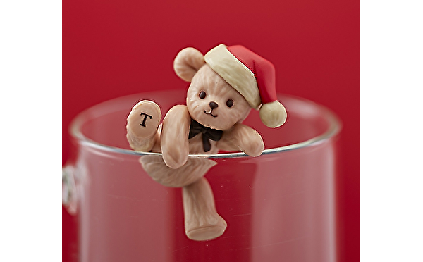 カップのふちにかわいすぎるクマさんが降臨♩タリーズ、ベアフル×季節限定ドリンクのセットが見逃せない!