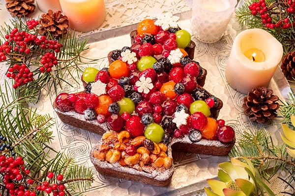フルーツたっぷりでとっても華やか♡キル フェ ボンのクリスマスケーキは10月28日から予約できます!