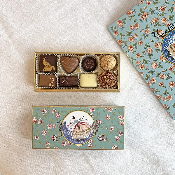 なんでもない日に贈りたい。ベルギーの老舗ショコラトリー【マダム ドリュック】が東京・赤坂にオープンします♡