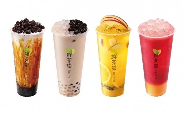 台湾発・お茶専門店「プレッソティー」が日本初上陸!ティープレッソマシンでいれる本格ティー×豊富なトッピングが楽しみ♩