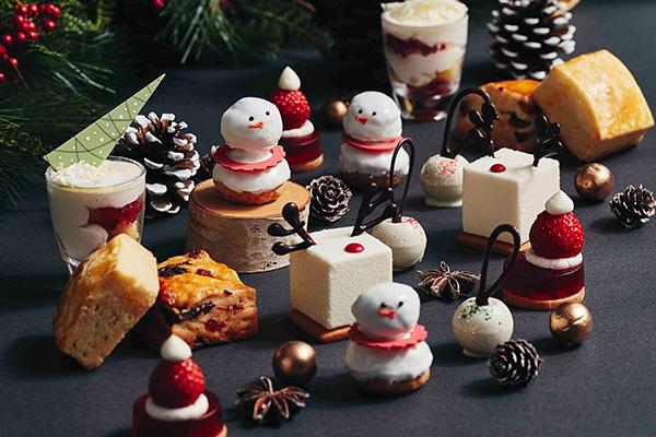 今年のクリスマスは「フォーシーズンズホテル京都」で自分にご褒美♡かわいいアフタヌーンティーに注目です!