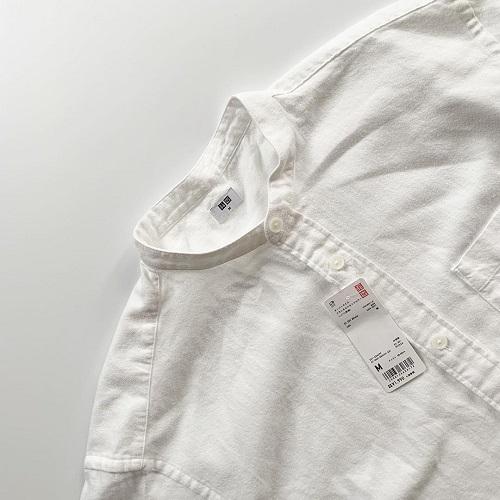 迷ったときの救世主。ユニクロの「スタンドカラーシャツ」は着回し力抜群で毎日使える優秀アイテムなんです