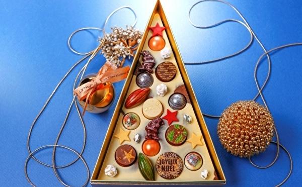 カカオ豆からこだわったワンランク上のパフェ&ショコラ♡ショコラティエ「パレド オール」のクリスマスアイテムをチェック♩